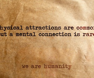 attraction, connection, and humanity image