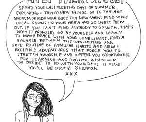 july, pep talk, and summer image