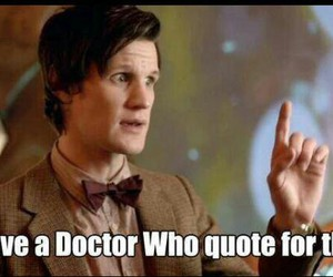 doctor who, funny, and meme image