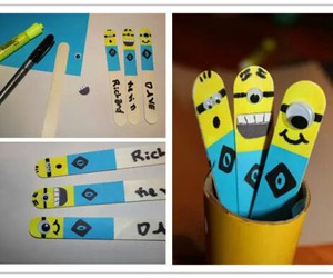 diy, minions, and cute image