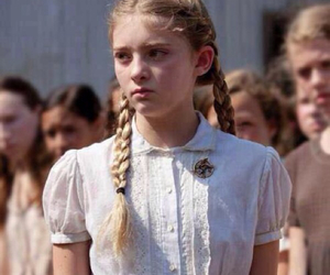 sister, hunger games, and primrose everdeen image