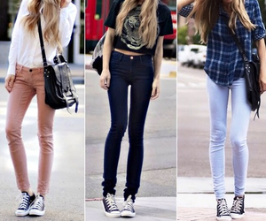 style, beauty, and outfit image