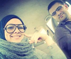hijab, halal couple, and islamic image