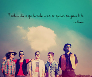 los claxons and love image
