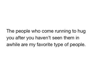 hug, love, and friends image