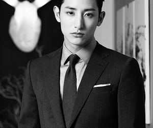 lee soo hyuk, korean, and model image