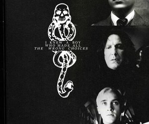 harry potter and draco malfoy image