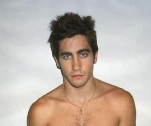 jake gyllenhaal, boy, and Hot image