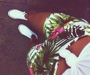 fashion, summer, and converse image