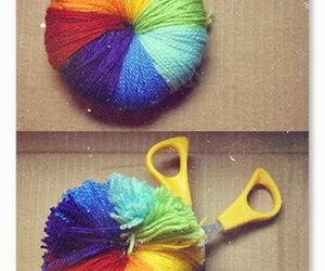 colourful, creative, and diy image