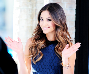 pretty little liars, shay mitchell, and beautiful image