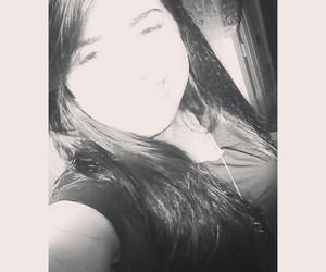 linda, cabelo preto, and sorridente image