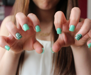 nails and cool image