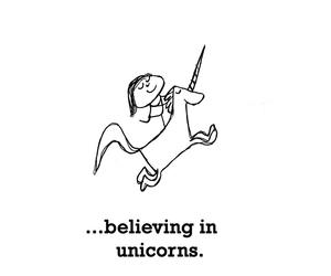 unicorn and happiness image