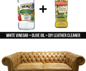 diy and leather cleaner image