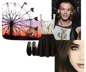 Jamie Bower, Jamie Campbell Bower, and poly image