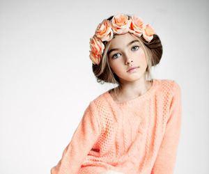 blonde, model, and anastasia bezrukova image