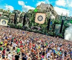 Tomorrowland and Dream image