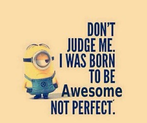 awesome, minion, and yellow image