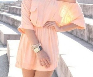 dresses, summer, and fashion image
