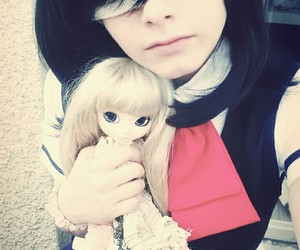 anime, cosplay, and doll image