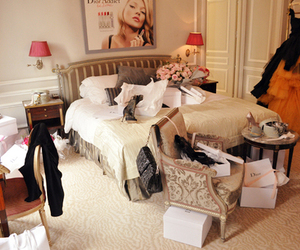 bedroom and fashion image