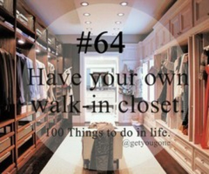 64, walk in closet, and girly image