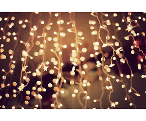 fairy lights, lights, and pretty image