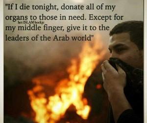arabs, free palestine, and israel image