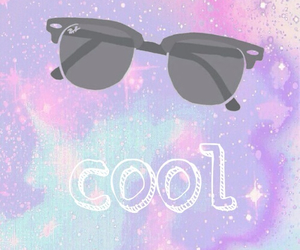 cool, galaxy, and sunglasses image