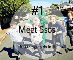 Dream and 5sos image