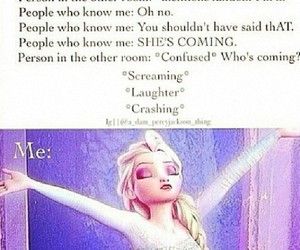 frozen, fun, and funny image