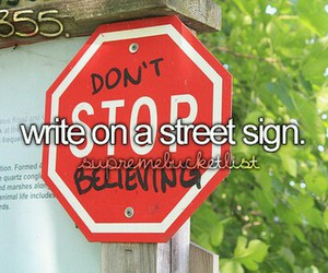 sign, street, and wishes image