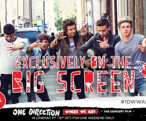 october, one direction, and 1dwwafilm image