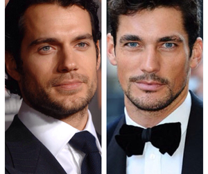 David Gandy, Henry Cavill, and gideon cross image