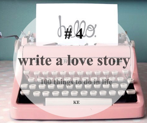 story and love image