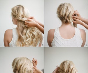 beauty, diy hair, and braids image