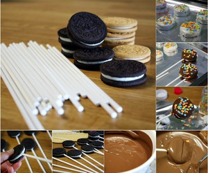 candy, Cookies, and ores image