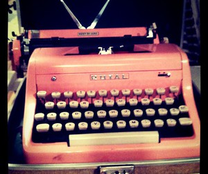 pink, pretty, and vintage image