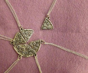 food, girly, and necklace image