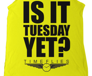 tank top, timeflies, and timeflies tuesday image
