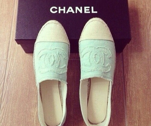 chanel and shoes image