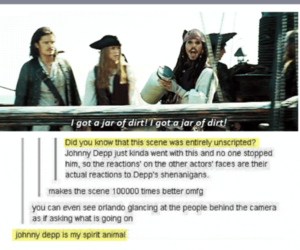 johnny depp and funny image