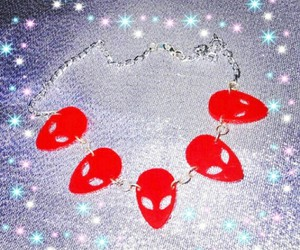 accessories, aliens, and jewelry image