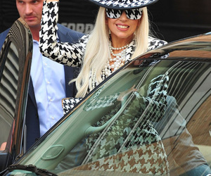 Lady gaga and the view image