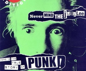 album, johnny rotten, and band image