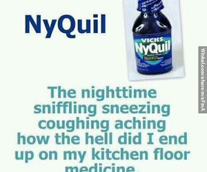 medicine and nyquil image