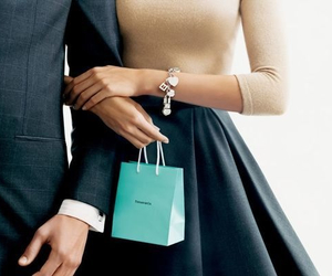beauty, tiffany & co, and wedding image