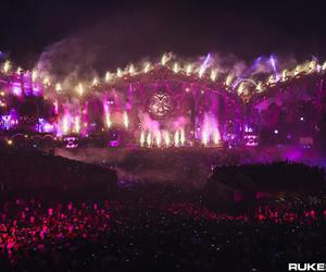 night, Tomorrowland, and alesso image
