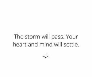 heart, storm, and mind image